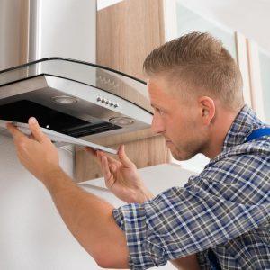 ремонт кухонных вытяжек в Казани